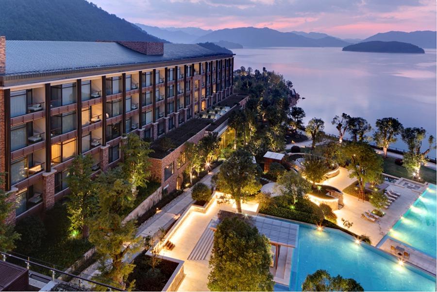 浙江| 杭州 千岛湖洲际度假酒店,游羡山半岛