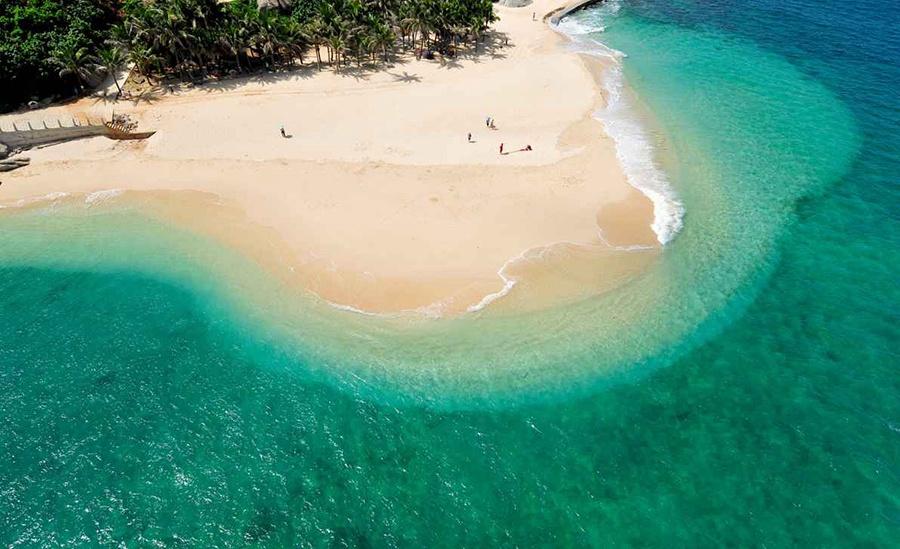 海南| 三亚 分界洲岛海钓会所,游世外海岛