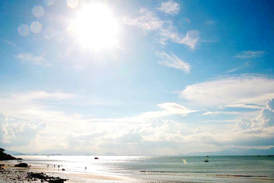 或者可以选择前往三角洲岛体验各种海上游乐项目.