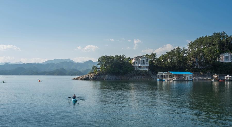 浙江| 杭州 千岛湖开元度假村,风景如画
