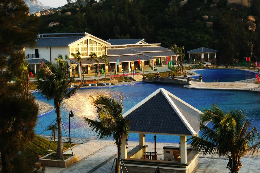 广东| 江门 台山那琴半岛地质海洋公园酒店