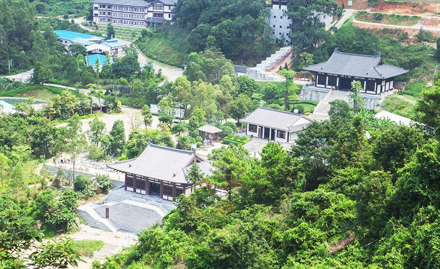 广东  惠州 平安山生态旅游风景区,亲近自然