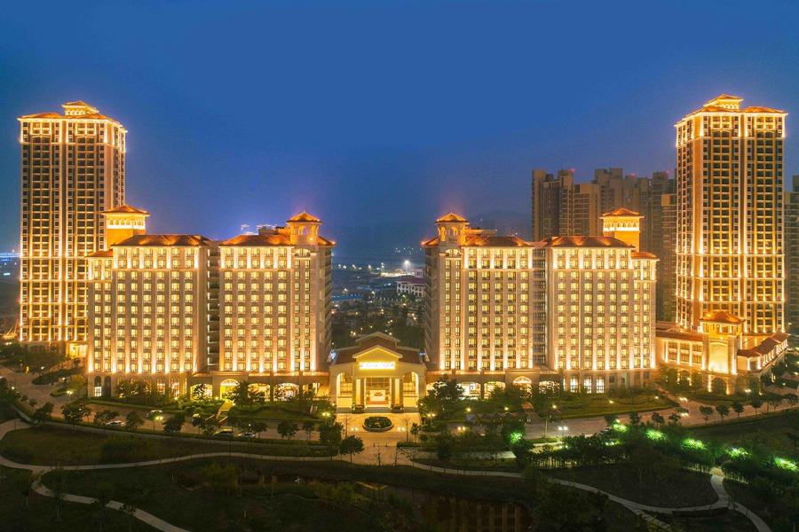 广东  珠海 迎海酒店公寓-长隆品牌店