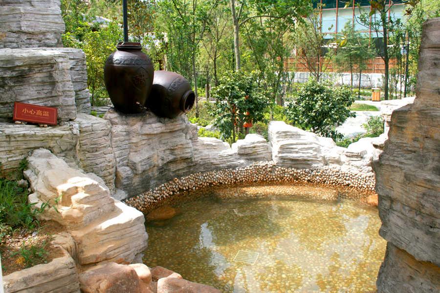 贵州  贵阳 保利国际温泉,水清温高,滋养行