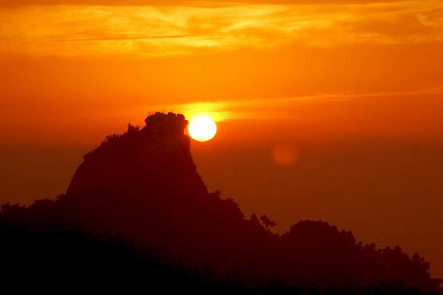 河南信阳鸡公山风景区登高望远之旅