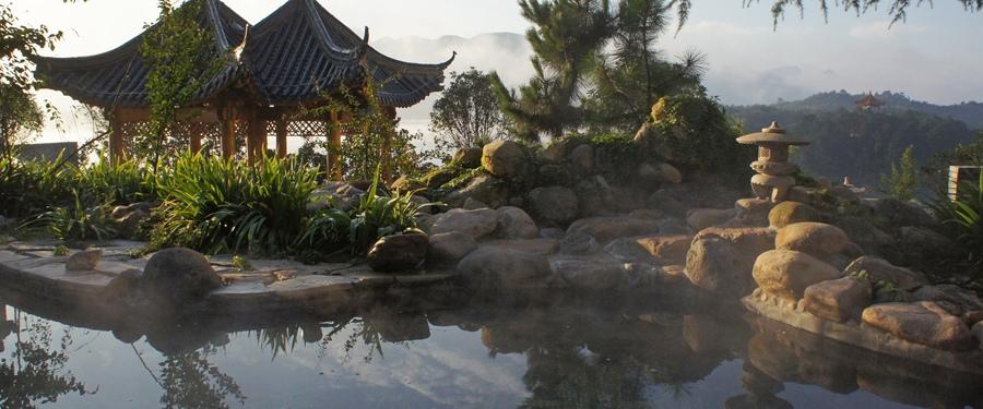 河南| 信阳 汤泉池风景区-茗阳汤泉温泉门票