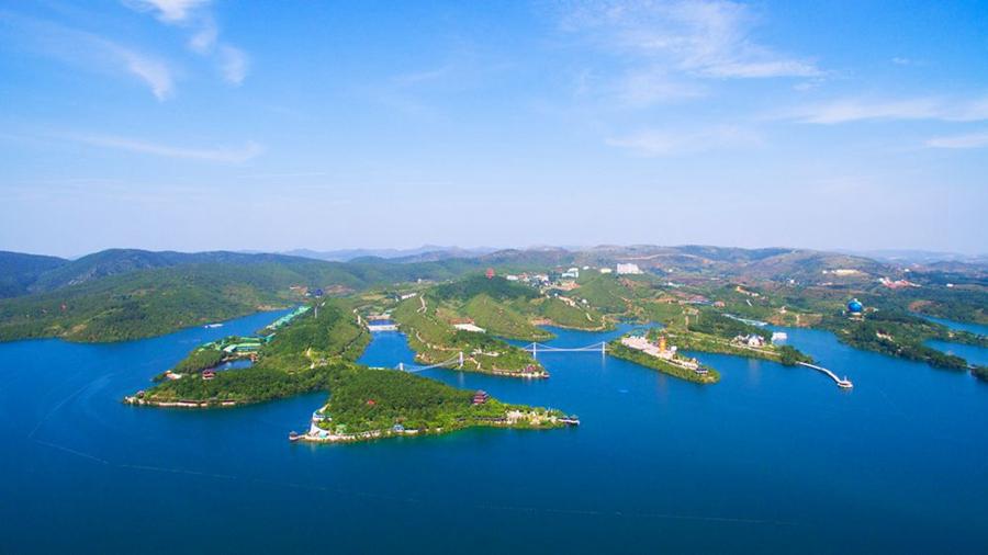 河南| 南阳 丹江大观苑,内陆的太平洋