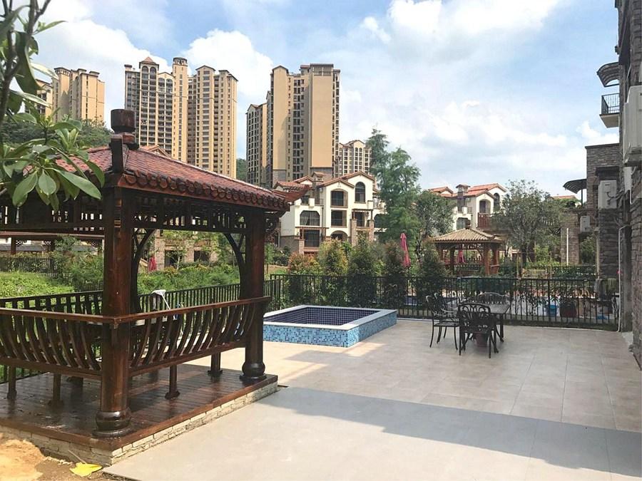 廣東| 惠州 南昆山富力溫泉養生谷度假別墅