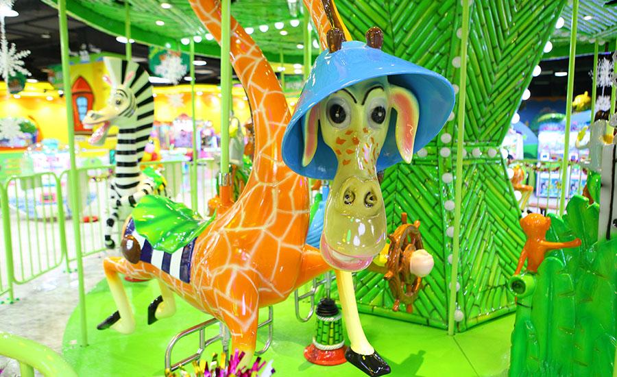 广东| 广州 森林精灵欢乐世界,陪伴与畅玩