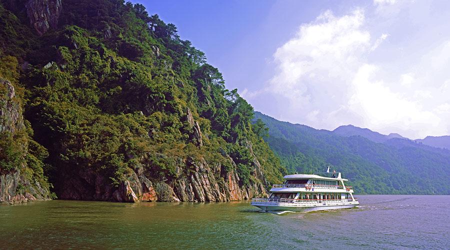 广东| 清远 英德浈阳峡生态旅游度假区