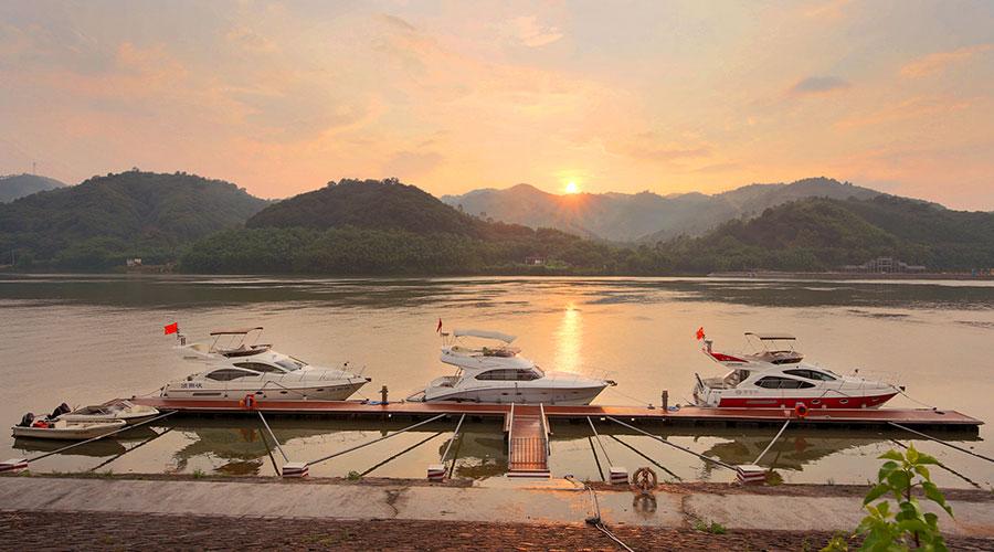 清远 清远英德浈阳峡生态旅游度假区    游玩tips:  1,景区内拥有中