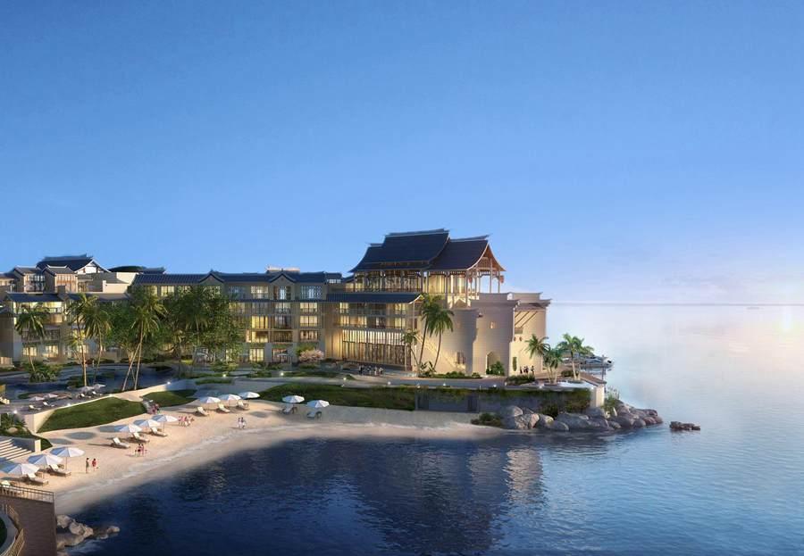 珠海 珠海凤凰湾悦椿酒店  享海岛时光,体验双城生活 珠海凤凰湾悦椿
