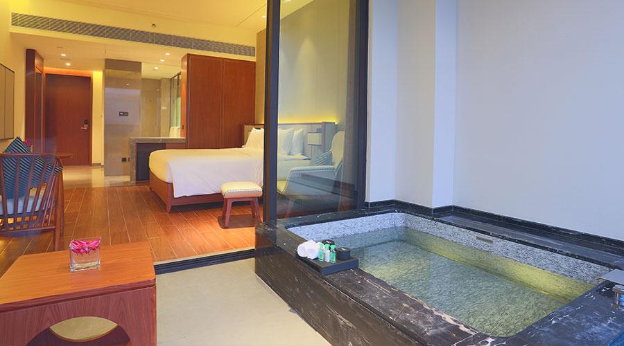 广东| 惠州 南昆山温德姆温泉酒店,养生度假