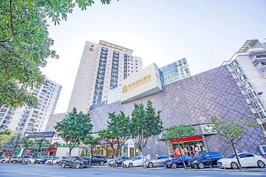 广东  惠州 太子胜高酒店,畅享游购娱图片