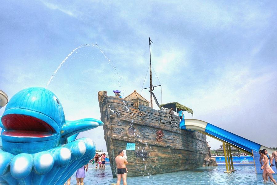 河北| 渔岛菲奢尔度假酒店,海边度假