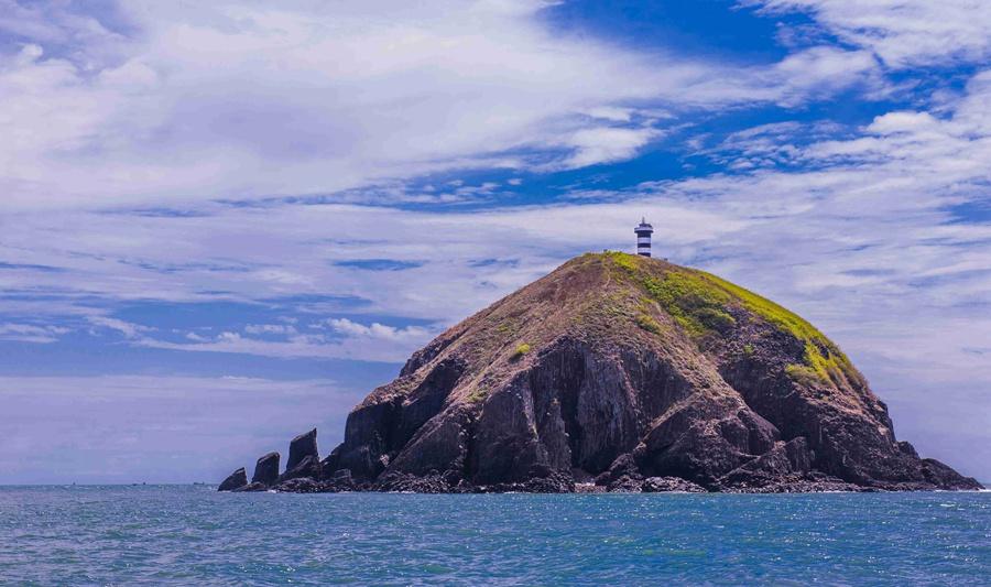漳州 火山岛自然生态风景区