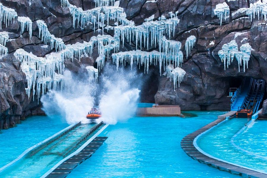 广州 广州-珠海长隆海洋王国往返巴士票    想认识北极的环境和动物?