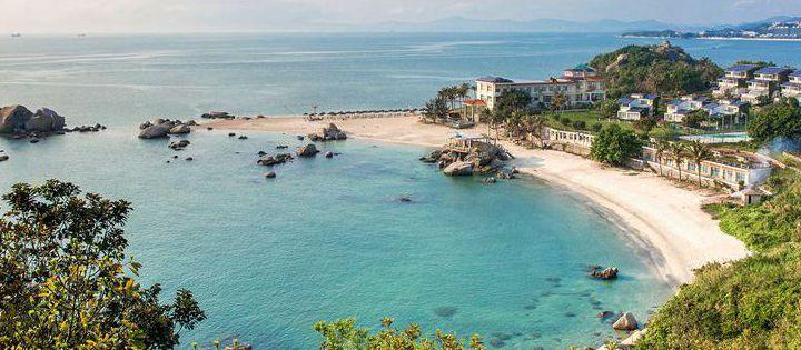 巽寮湾三角洲岛