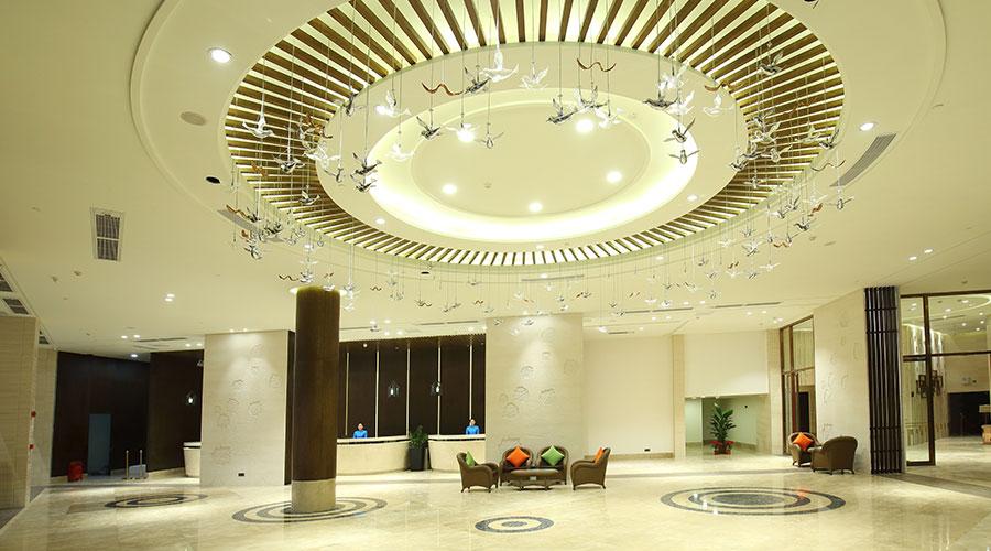 【从化】亨来斯登酒店温泉成人票1张(指定日期下单)