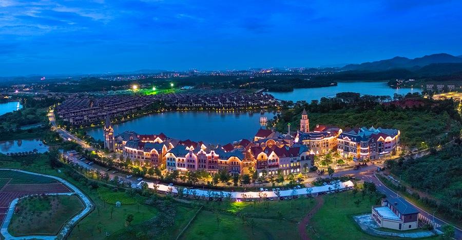 【2021开园特惠158】美的鹭湖探索王国+水世界2大2小套票(4.28-6.30期票)