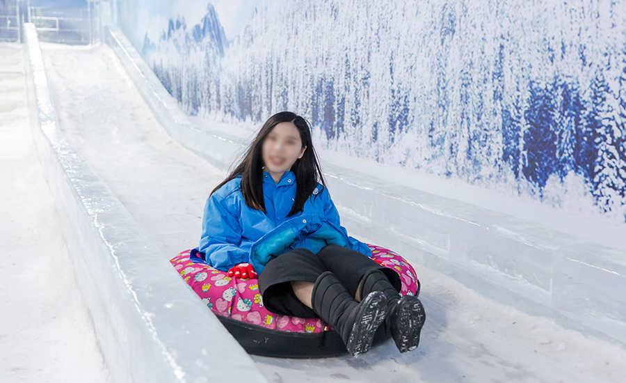 【端午大促39.9】北极小镇冰雪乐园成人票(6.16-10.7,期票)