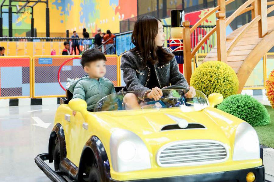广州融创体育世界-卡丁车4次票 (限本人使用,30天内有效)